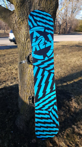 K2 snowboard excellent condition 163 wide