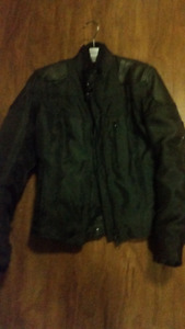 Screaming Eagles Leather Jacket