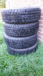 Winter Tires For Sale-$450 OBO-Excellent Condition Kitchener / Waterloo Kitchener Area image 4