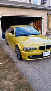 2001 BMW 325 ci. Open to Offers