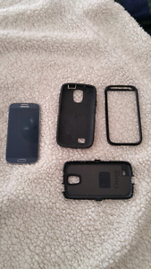 Samsung  S4 with Otterbox