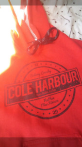 Sidney crosby/Nathan mackinnon cole harbour sweater youth large