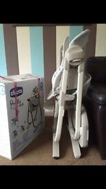 Chicco magic highchair. Like new cost £150