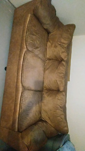 FAUTEUIL/SOFA 3 places  FOR 80$