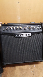 Line 6 Spider 15W Guitar Amp For Sale