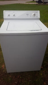 1 washer 150.00 2 dryers 100.00 each and 2 washers 250.00 each