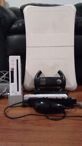 Wii System w/ Accessories & Games