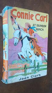 Connie Carl At Rainbow Ranch, Joan Clark, 1939 Kitchener / Waterloo Kitchener Area image 1