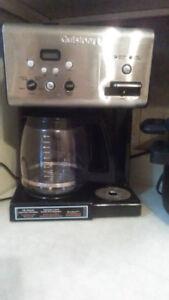 Cuisineart Coffee Maker.