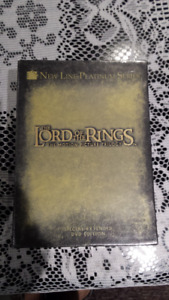 The Lord of the Rings - New Line Platinum Series