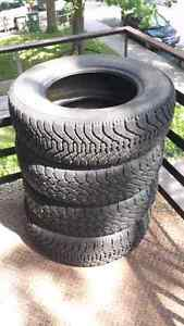 Winter tires $30 each or 4 for $100