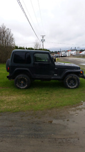 1997 jeep tj 4 cyl