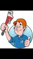 **Plumbing construction and service**
