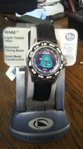 Brand new freestyle shark watch