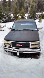 1991 GMC Sierra k1500 4x4 5.7