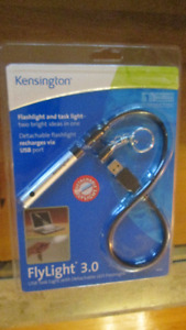 BRAND NEW Kensington Notebook/computer light with detachable LED