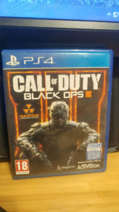 BLACK OPS 3 (PS4)