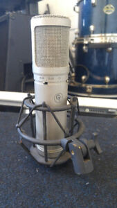 Groove Tubes GT66 tube condenser microphone