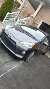 2012 Toyota Prius C | 78KMS | Hybrid | $10,500 OR BEST OFFER!!!