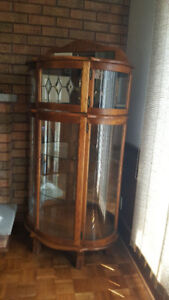 Gorgeous Display Cabinet - $99.99 - A Real Deal