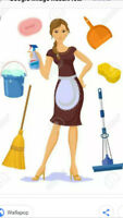 Reliable Home Cleaning Lady for Grand Falls & surrounding area