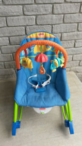 Fisher Price baby rocker, seat