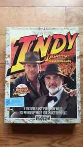 Indy: Indiana Jones And The Last Crusade The Graphic Adventure
