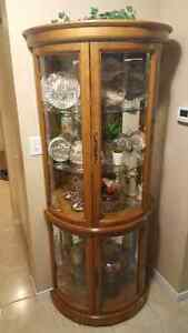 Display cabinet  Kitchener / Waterloo Kitchener Area image 1