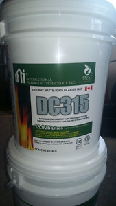 DC 315  FIRE Proofing paint