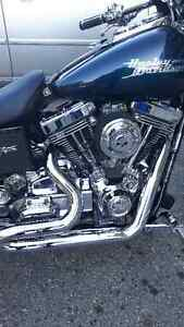 2001 dyna superglide with ss top end $7500 or best offer London Ontario image 8