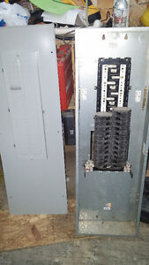 Electrical Breaker Fuse Panel
