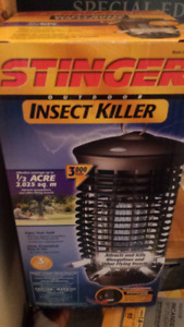 Insect zapper new in box