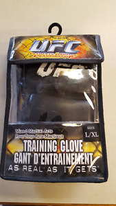 New in Package L/XL Century Distressed UFC training glove