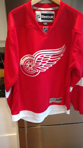 Detroit Red Wing Home Jersey