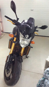 Yamaha FZ8 2011 -  Priced to Sell