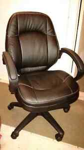 Leather Office Chair $79 & Mesh Office /Desk Chair $100