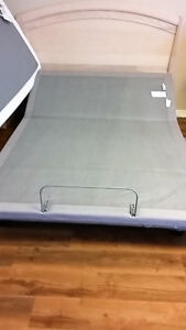 Electric bed and mattress