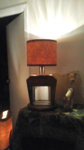 Vintage  Lampe.