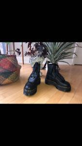 Lazy oaf x Dr. Martens. Jungle boots