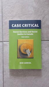 Case Critical: Social Services and Social Justice in Canada