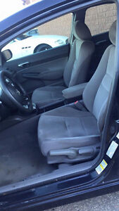 2008 Honda Civic LX SEDAN. LOW KMS! AUTO. CERTIFIED AND ETESTED. Kitchener / Waterloo Kitchener Area image 5