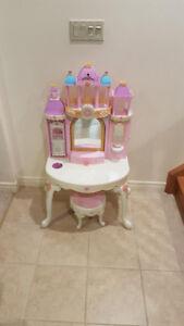 Barbie Make Up Desk/Play House
