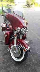 1996 Harley ultra glide classic Kitchener / Waterloo Kitchener Area image 5