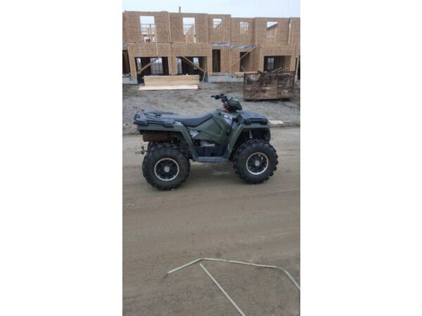 Used 2015 Polaris Sportsman 570