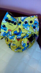 Starter Stash Cloth Diapers New, Never Worn