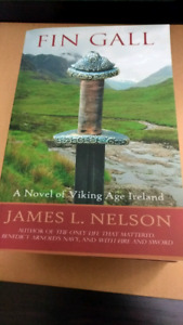 The Norseman Saga by James L. Nelson, books 1 - 4