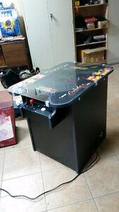 60 in 1 multi arcade sitdown  game