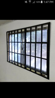 Window Security Bars and Hand Rails