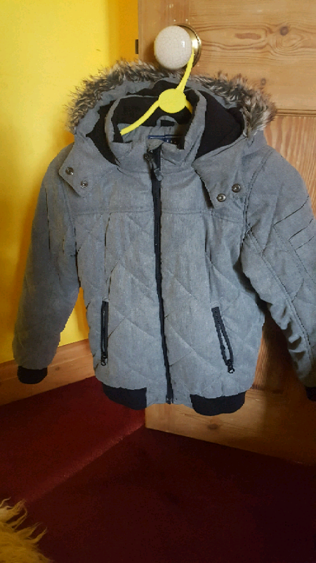 hot products top brands cheaper Boys grey winter coat | in Chesterfield, Derbyshire | Gumtree