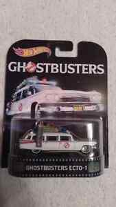 2015 HOT WHEELS GHOSTBUSTERS ECTO-1.